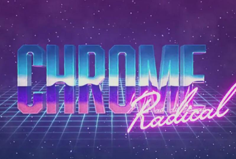 Retro Chrome (Sample Project)