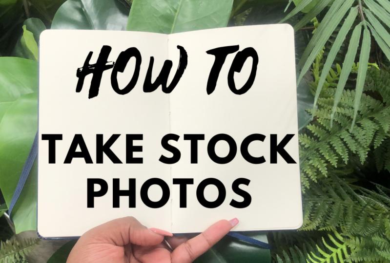 Advanced Editing: How To Create Stock Photos