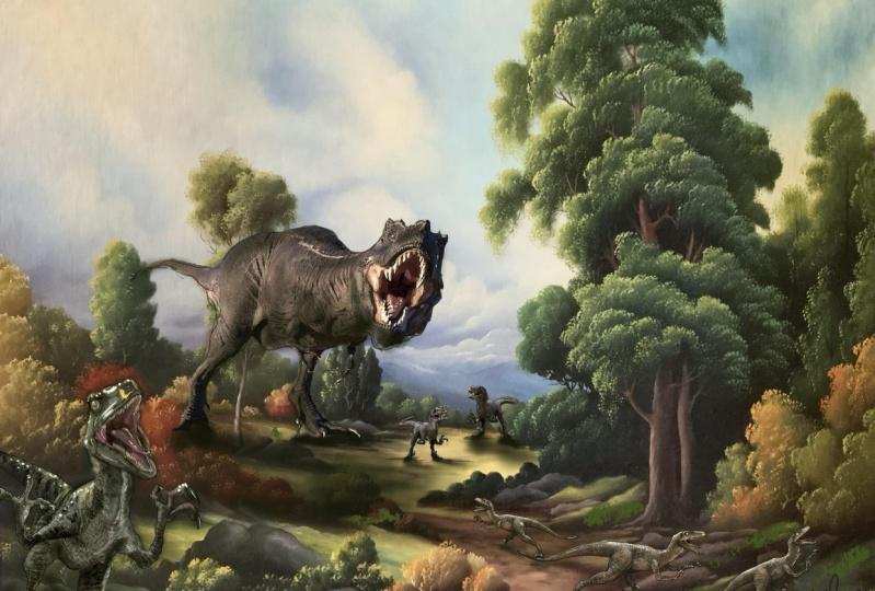 Velociraptor Field Day
