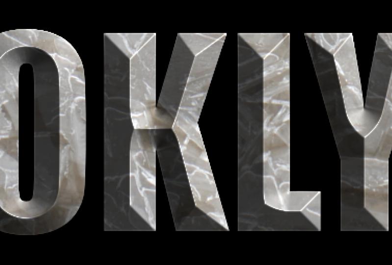 3D text project