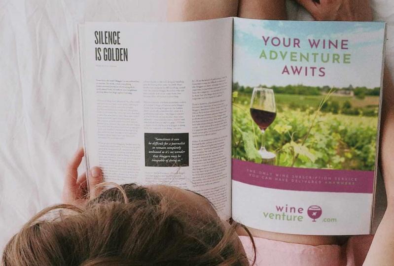 Wine Venture Ads Study