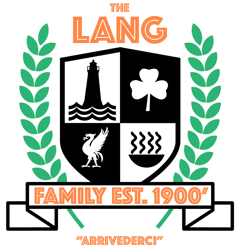 Lang family crest skillshare projects lang family crest buycottarizona Image collections