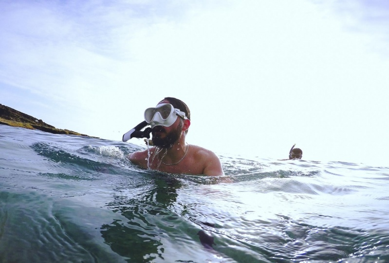 RUN Away - Diving & Snorkeling Action - A Short Film