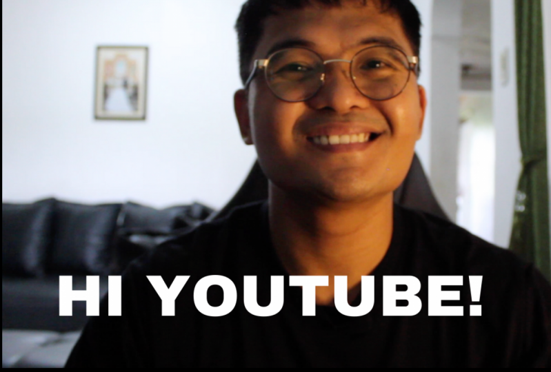 First YT video ever!