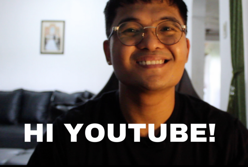 First Youtube video ever