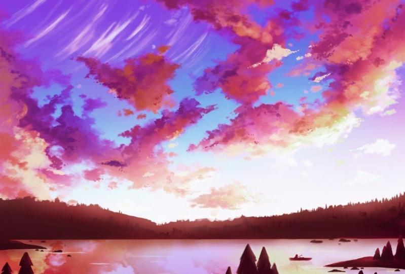My Cloud Paintings