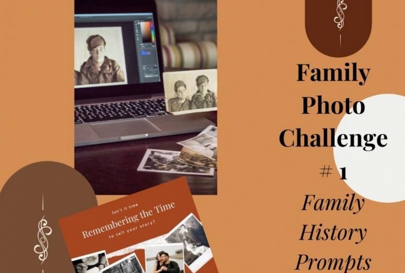 5 Photo Writing Challenge
