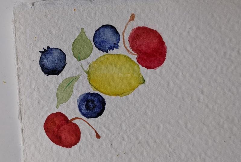 Fruits with Sweetseasonsart Cris