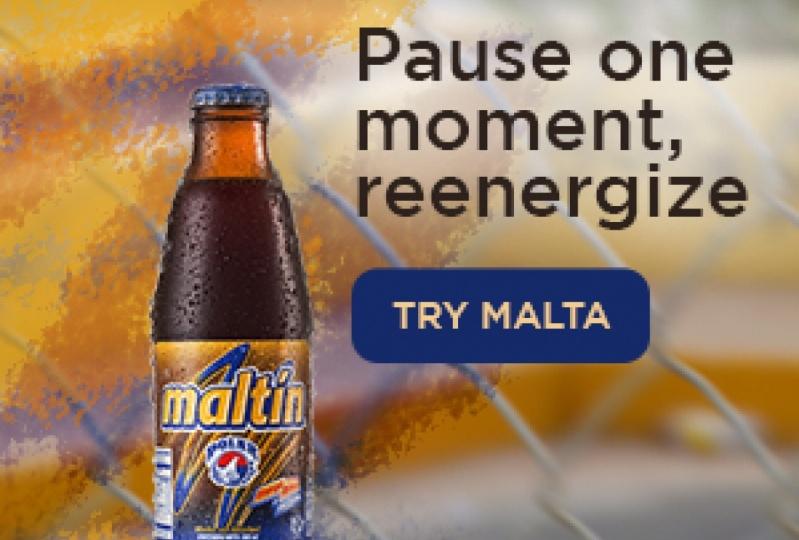 My favorite beverage, Malta