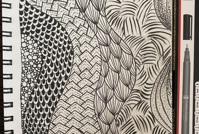 Abstract Drawing Adventure