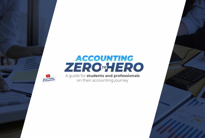 Accounting Zero to Hero