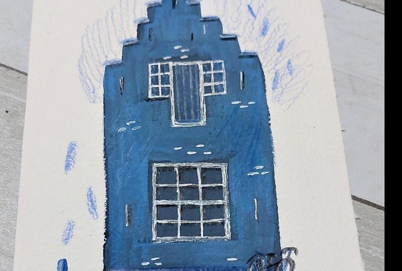 bluey house