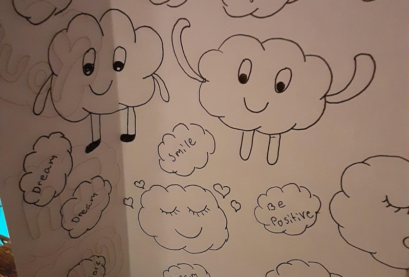 Keep your dreams in a cloud