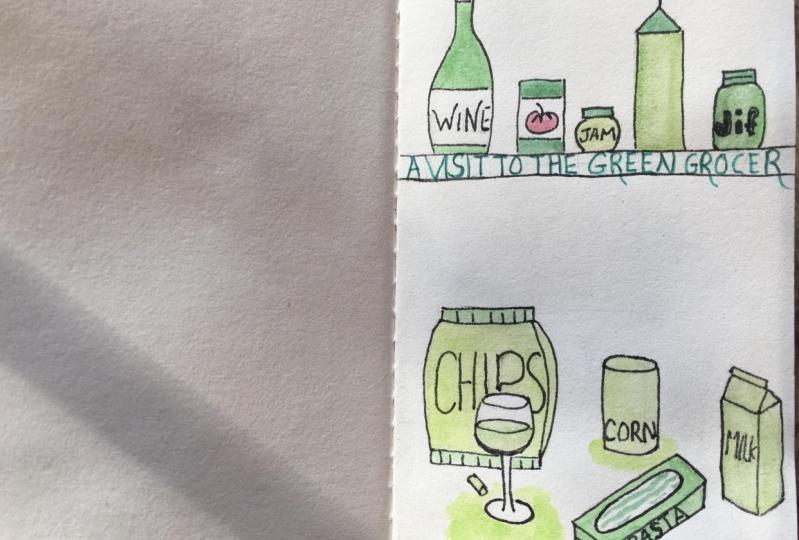Green Grocer - LOL!