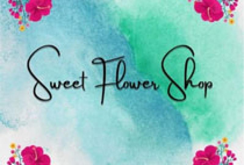 Flower Shop Etsy banner & icon