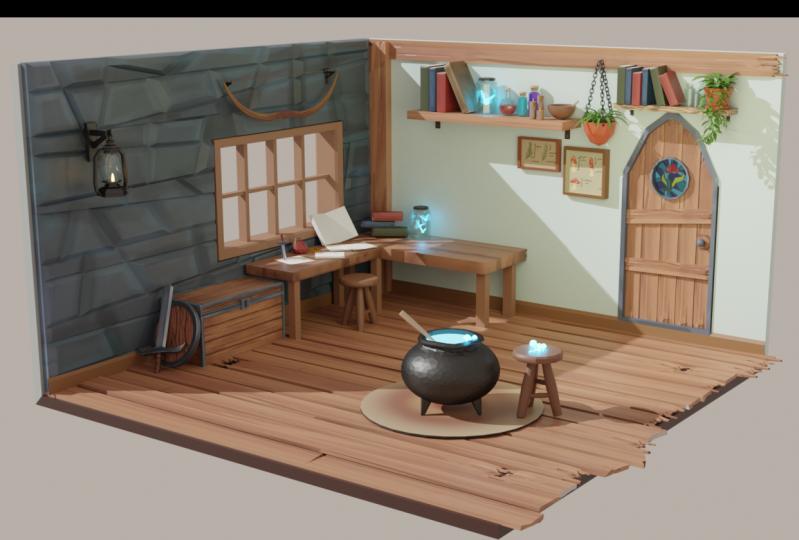 The Adventurer's Lodge
