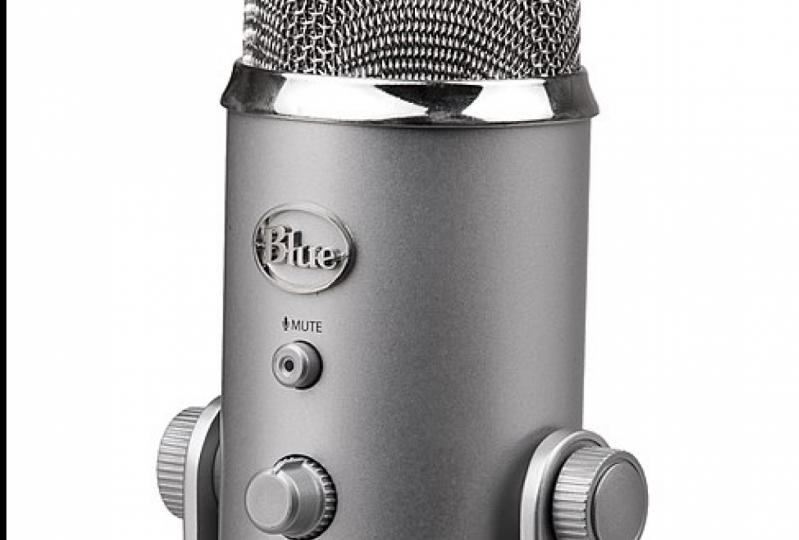 Blue Yeti Microphone - Black Edition
