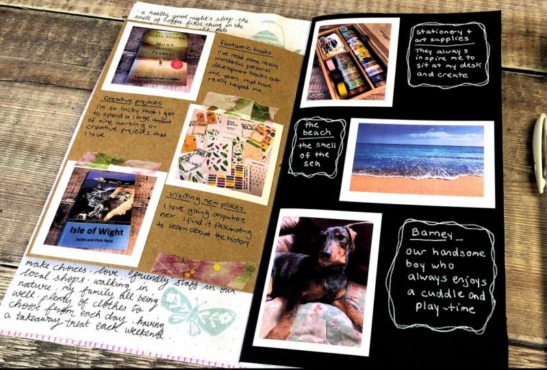 Gratitude Journaling - Using Photos