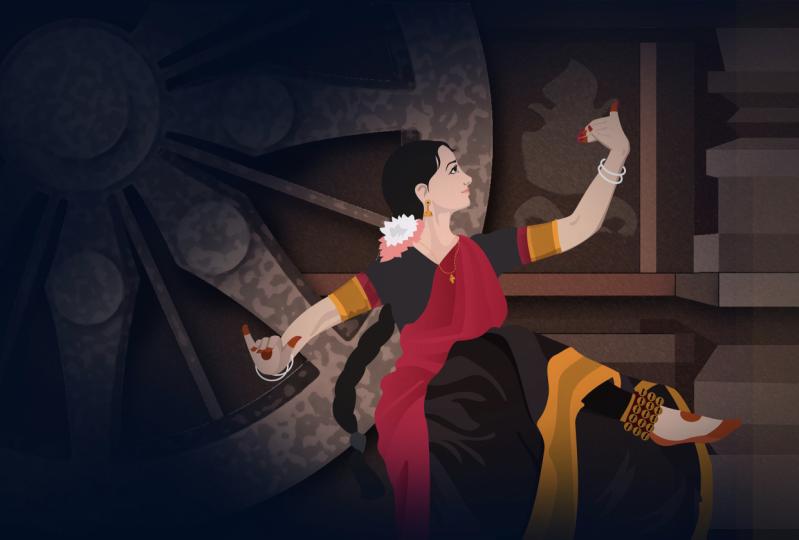 Baratha Natyam (Tamil Classical Art)