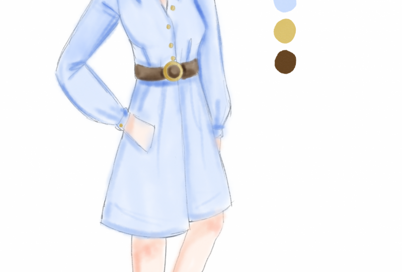 Pastel Outfit Designs