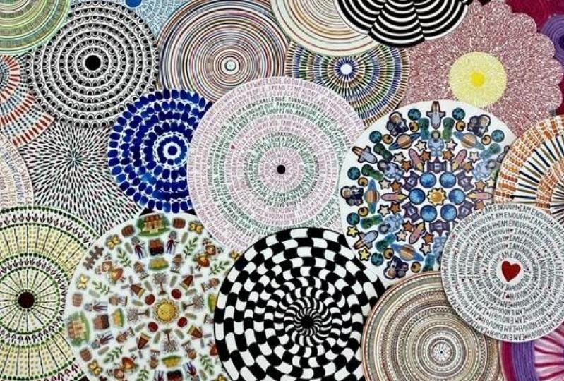 Mindful Mandala: 7 Days of Relaxation & Play