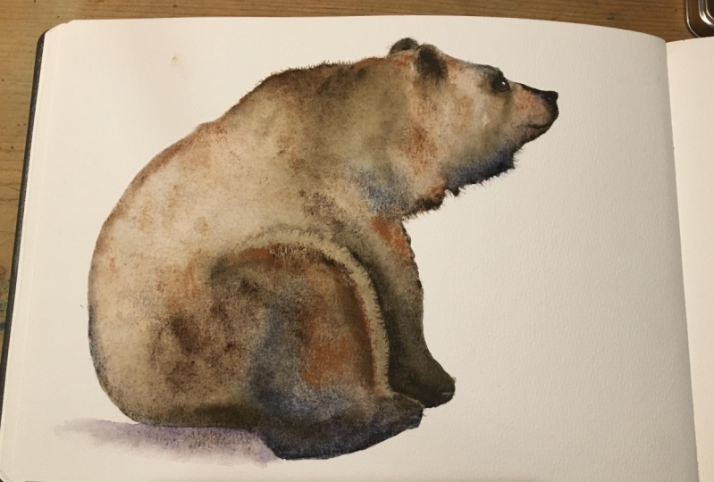 Cecil the bear