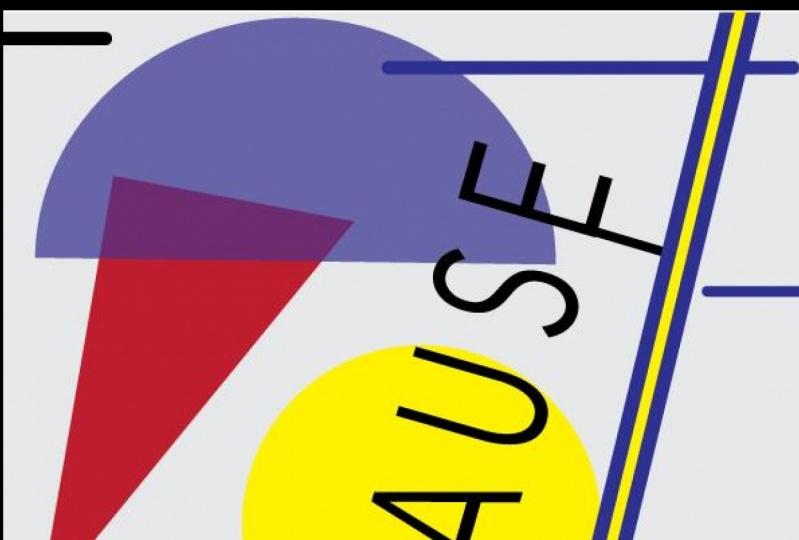My Bauhause poster