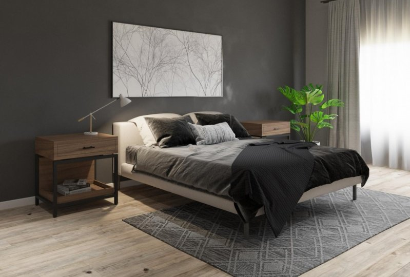 3ds Max Vray Bedroom