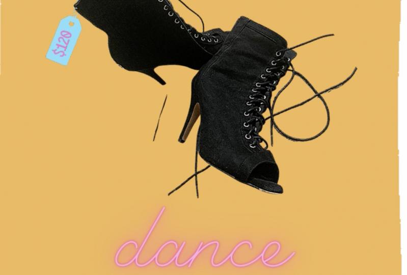 Animated Social Media Posts Dance Heels Product