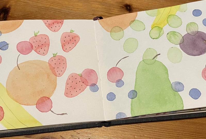 Watercolour Exercises