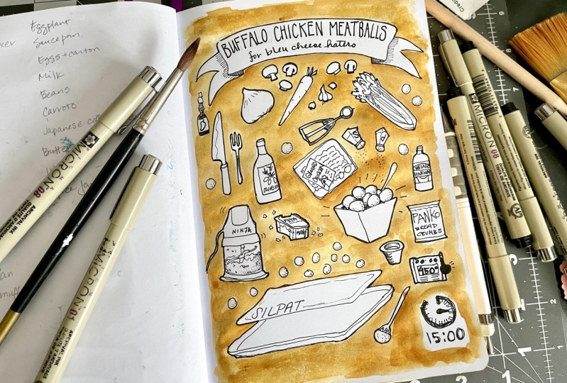 Always Drawing: 7 Creative Exercises