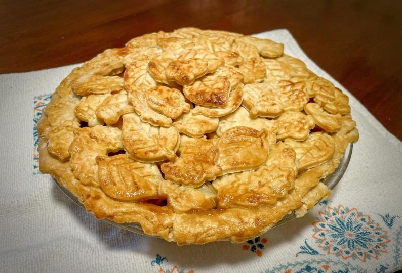 Gluten/Dairy/Soy Free Apple Pie