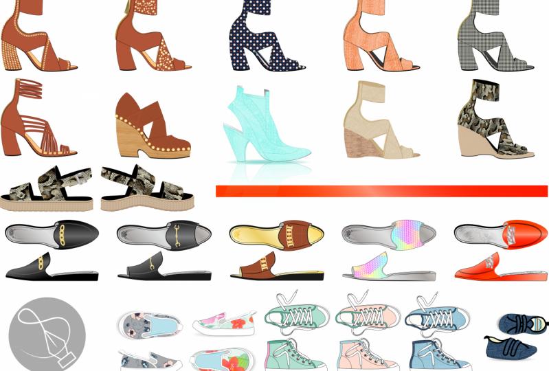 30-Day Shoe Challenge