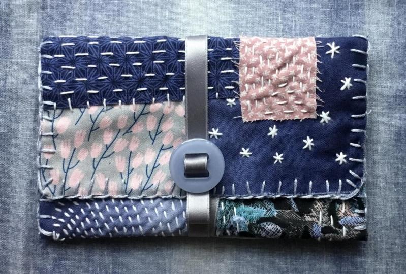 My First Boro Stitching Project