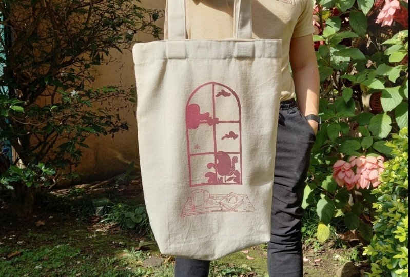 My Own Little Tote Bag