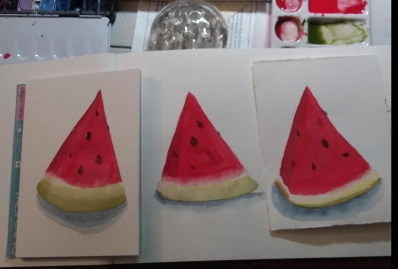 watermelon 3 ways
