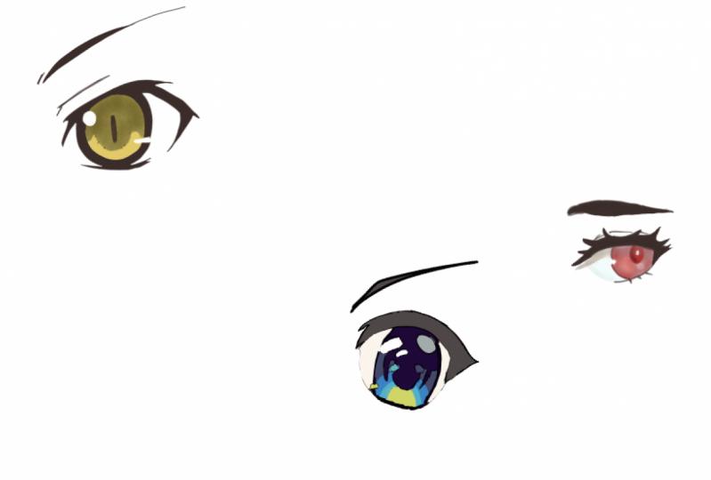 Some eyes