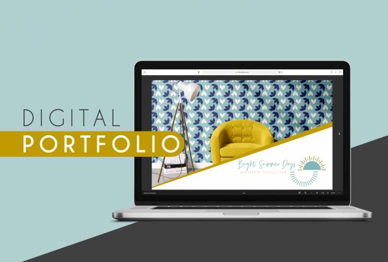 Wallpaper Digital Portfolio