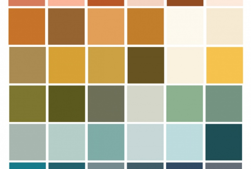 developing my color palette