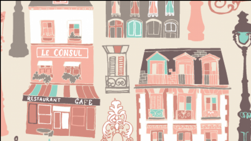 Parisian Houses