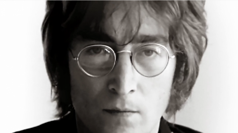 Imagine by John Lennon - Beginners, be playing it super quickly - Happy Birthday John