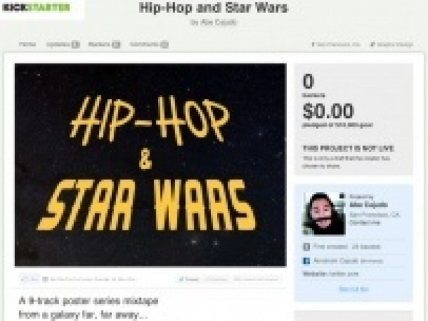 HIP-HOP and STAR WARS