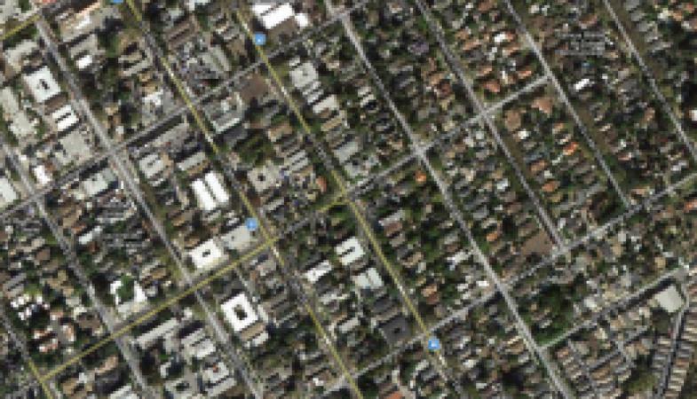Map My Neighborhood -- Reed Historic District