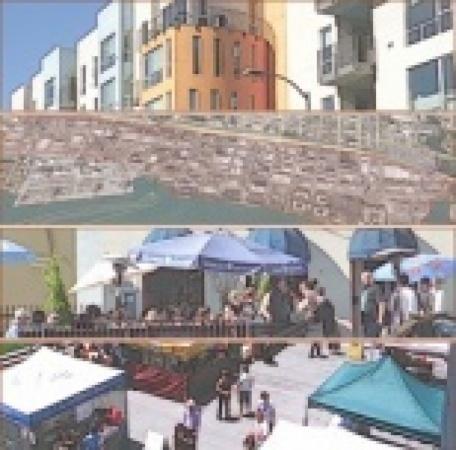 Revitalize an underperforming neighborhood