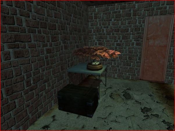 Dark Room With Banzai