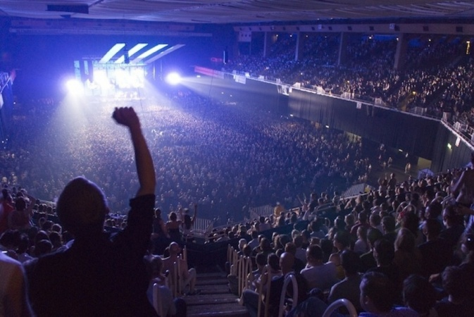 ConcertBundle: Season Tickets for All Live Music