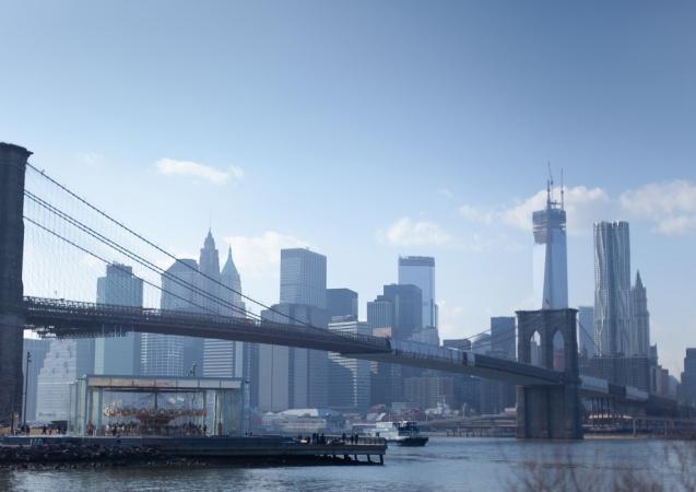 Brooklyn Bridge February 2013