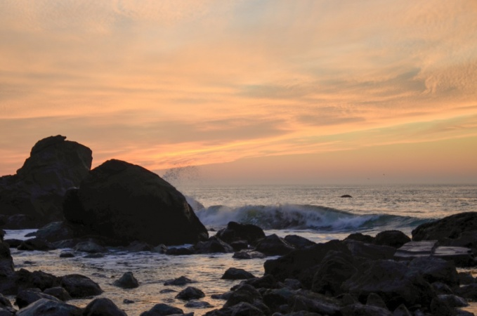 Mile Rock Beach / Moulay Idriss