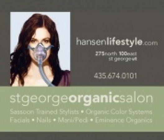New Organic Salon Site