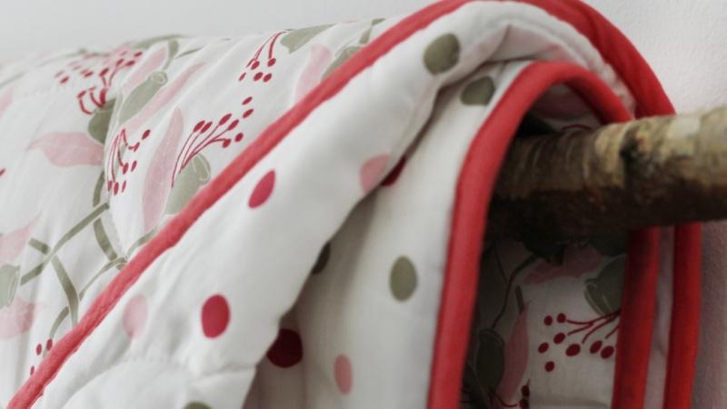 Mockingbird Street - organic baby bedding
